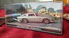 james bond modellauto collection 007 Sammlung Nr.1 Aston Martin DB5 mit Heft