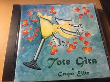 Tote Gira e Grupo Elite NEAR MINT cd