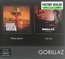 Gorillaz – Plastic Beach The Fall LIMITED EDITION 2 x CD Digipak Set NEW