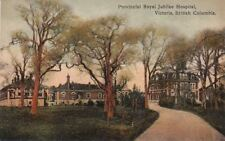 Postcard Provincial Royal Jubilee Hospital Victoria British Columbia Canada #2