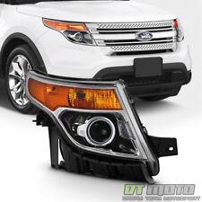 2011-2015 Ford Explorer Headlight Factory Style Halogen Headlamp Passenger Side