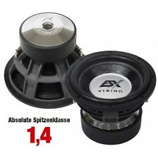 ESX VE-1522 VISION WOOFER VE1522 Leistung 4000/8000 Watt, Impedanz 2+2 Subwoofer