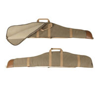 Tourbon Hunting Bag Scoped Case Gun Slip Soft Padded 22/308 Rifle Weapon Storage