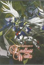 Gundam W Endless Waltz DVD
