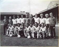 FULHAM F.C 1978-79 ORIGINAL FOOTBALL TEAM PHOTOGRAPH