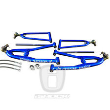 JD Performance Standard Travel A-Arms w/ Brake Lines & Clamps Honda TRX 400EX