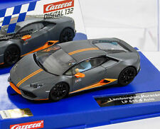 Carrera 30790 Digital Lamborghini Huracan LP 610-4 Avio Slot Car 1/32