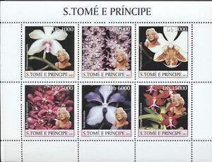 (223631) Flowers, Marilyn Monroe, Sao Tome e Principe