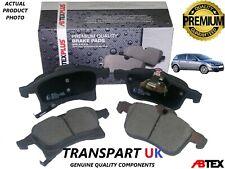 Vauxhall Astra H Mk5 Van 2006-2013 1.3 1.4 1.7 1.9 Rear Brake Pads W96-H43-T15.2