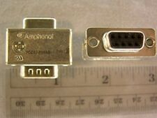 Amphenol Fcc17-E09Ad-240 820pF Filtered D-Sub Adapter