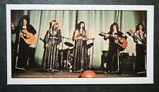 The New Seekers      1970's Pop Group Card ## VGC