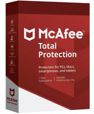 McAfee Total Protection Unlimited + FREE FAST DELIVERY
