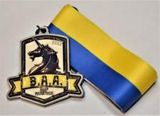 Official BAA Boston Athletic 2012 BOSTON Half MARATHON Finisher Medal w Ribbon