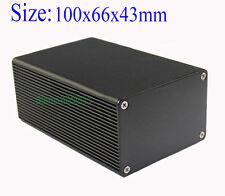 100*66*43MM Aluminum Box Instrument Meter Enclosure Case Project Electronic DIY