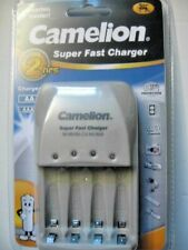 New Camelion BC-0905A Super fast battery charger / AA and AAA