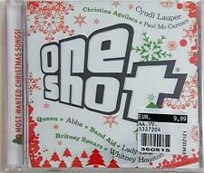 Various ‎– One Shot Christmas  Cd Sigillato Sealed