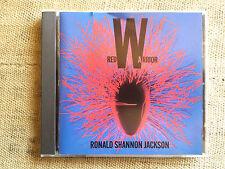 Ronald Shannon Jackson – Red Warrior Etichetta: Axiom – 314-510 149-2 Fo - CD