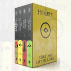 The Hobbit & The Lord of the Rings Boxed Set by J. R. R. Tolkien (Paperback,...