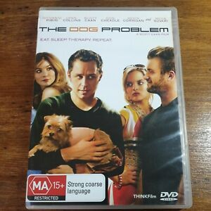 The Dog Problem DVD R4 LIKE NEW FREE POST