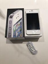 Apple iPhone 4 - 8GB - White (Unlocked) A1332 (GSM) (AU Stock)