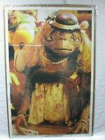 E.T. EXTRATERRESTRIAL MOVIE CHARACTER VINTAGE POSTER GARAGE 1982 CNG664