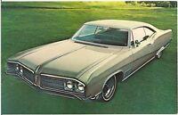 1968 Buick Wildcat Custom Sport Coupe Automobile Advertising Postcard