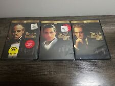 The Godfather Part 1, 2 and 3 Bundle Widescreen Movie Dvd