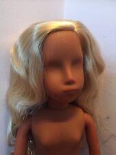 Suki Blank Doll for Your Own Style! Sasha Type BLONDE