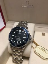Omega Seamaster  #2531.80.00 Professional Automatic 300m Blue Wave Dial 41mm