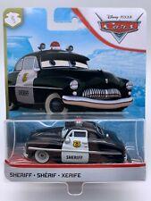 "Disney Pixar Cars Diecast Sheriff Radiator Springs ""VHTF"""