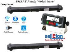 """(48"""") Weigh Bars / Livestock Scale 5000lb x 1 lb Multi-purpose"""