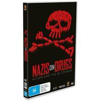 Nazis On Drugs - Hitler & The Blitzkrieg WW2 Germany  DVD History Chanel
