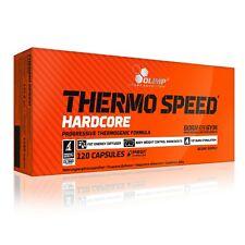OLIMP Thermo Speed Hardcore 120 Caps PROGRESSIVE FAT BURNER WEIGHT LOSS PILLS