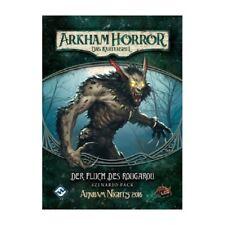 Arkham Horror LCG: Der Fluch des Rougarou - Szenario-Pack POD (Deutsch)