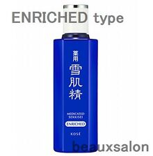 Kose Sekkisei, whitening medicated lotion ENRICHED 200ml Kose