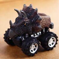 Juguete regalo del dia del nino Modelo de dinosaurio Mini coche juguete Coc I3J5