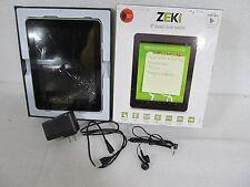 "ZEKI 8"" Android 4.3 Quad-Core Tablet (TBQG884B) 8GB *Defect (33337)"