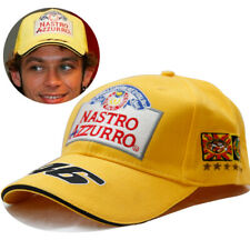 OFFICIAL MOTOGP VALENTINO ROSSI 46 YAMAHA BASEBALL HAT 6CHAMPIONS THE DOCTOR CAP