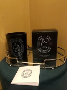 RELISTED Diptyque EMPTY 300g Baies With Box And Leaflet