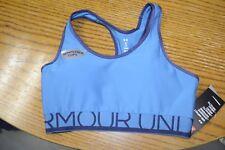Under Armour Sports Bra  - Blue - NEW w/Tags - Size XS