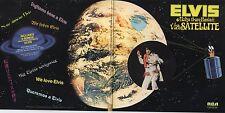 CD Elvis PRESLEYAloha From Hawaii Via Satellite (1973) Mini LP GATEFOLD REPLICA