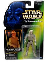 Star Wars The Power of the Force Luke Skywalker in Hoth Gear 1996