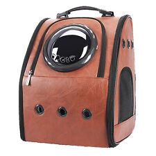 Traveler Bubble Backpack Pet Carriers Carrier Switchable , Cat & Small Dog