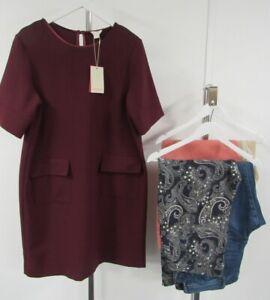 Ladies Size 16 Bundle Dress jeans Trousers Comfy. Monsoon M&S CLIR2NS