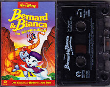 MC Walt Disney: Bernard & Bianca im Känguruland - Original-Hörspiel zum Film