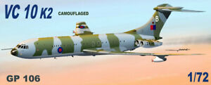 Mach 2 1/72 Vickers VC-10 K2 RAF camouflaged