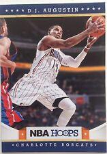 D.J. Augustin Guard Charlotte Bobcats 10 Panini #220 Original 2011-2012 Single