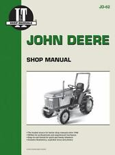 JD Tractor Service Shop Manaul JD62- 1070 670 770 780