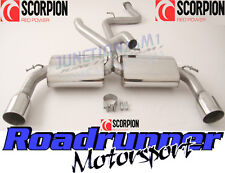 SCORPION Focus ST 225 Performance Exhaust Cat Indietro Non Res più forte ST225 sfds 069
