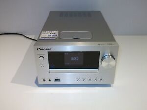 Pioneer XC-HM71-S Stereo System CD FM Tuner, WI-FI Apple Air Play, V-Tuner DLN